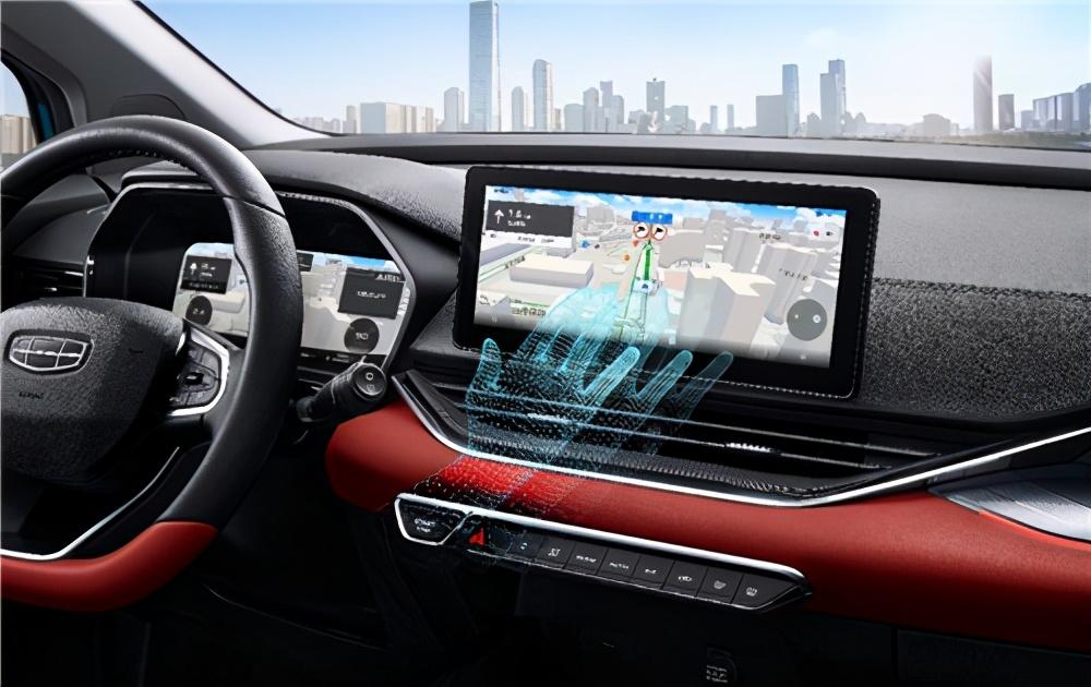 音乐智能交互、540˚透明底盘L2级智能驾驶,神装帝豪S谁能抵抗