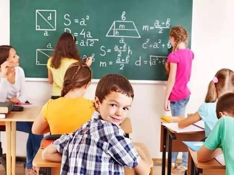 """数学思维好的学生,多半有这三种""""共性"""",学渣:占一种都是难的"""