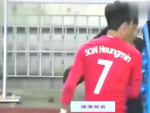 赛场上J罗被韩国队员抽了一巴掌,友谊赛瞬间踢成了友尽赛