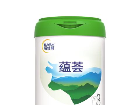 达能在华推出诺优能3蕴荟,能有效应对宝宝营养素摄入不足问题!