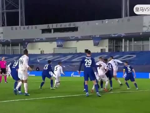 欧冠:皇马1-1切尔西,普利西奇破门,本泽马扳平比分进球破纪录