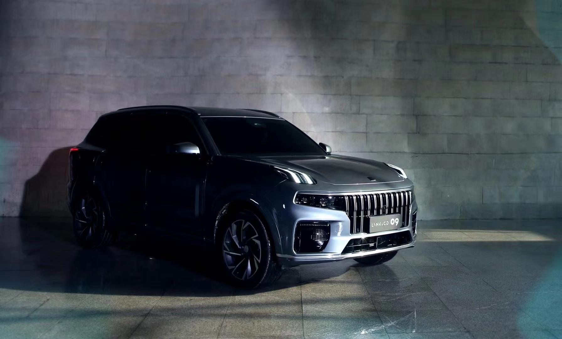 轴距超汉兰达 自主新旗舰SUV你要等谁?