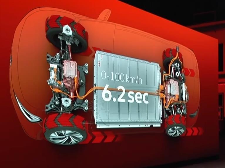 6.2秒破百 大众首款纯电性能车ID.4 GTX发布