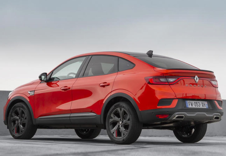雷诺科雷嘉将推轿跑版车型 有望于2023年发布
