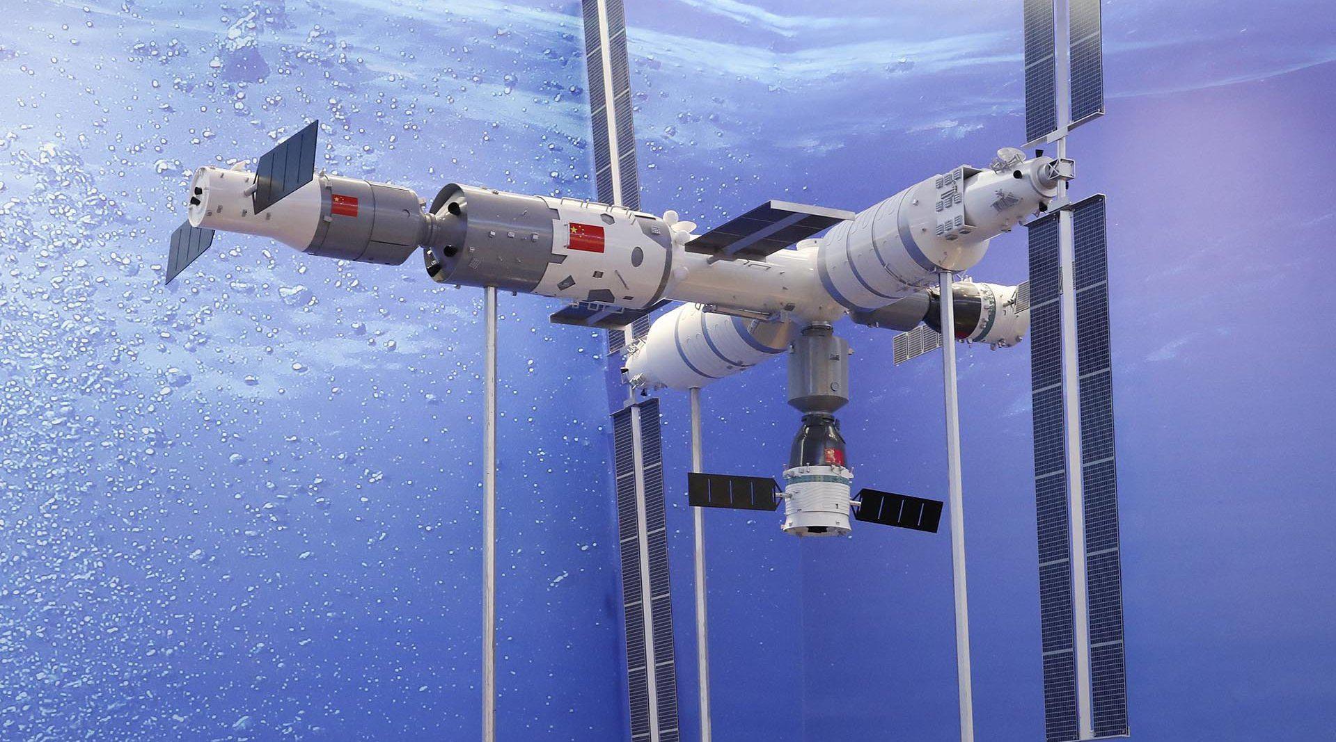 110秒带你了解中国为什么建设空间站