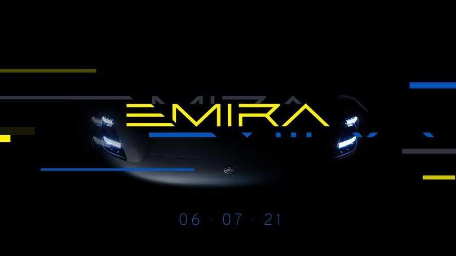 路特斯Type 131首次曝光 定名EMIRA 有望年内量产交付