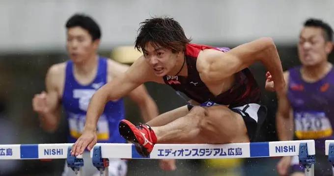 25岁牙医之子超谢文骏亚洲仅次于刘翔 日本男女跨栏均创史上最佳