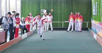 第十四届全运会群众赛事活动山西省选拔赛在大同启幕