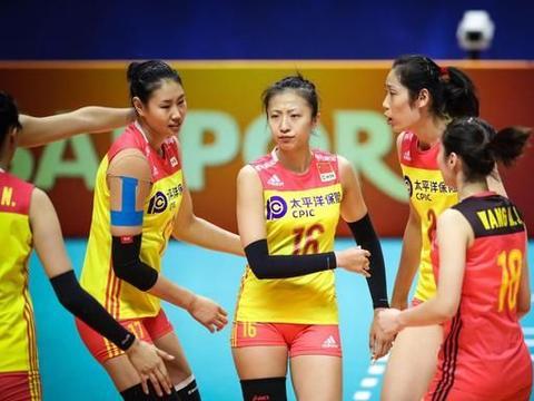 中国女排世联赛赛程出炉,首战韩国末战美国,奥运对手依次碰面