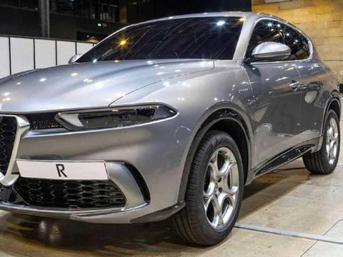 阿尔法·罗密欧全新紧凑级SUV车型