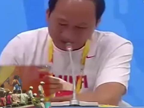 刘翔北京奥运会退赛之后,恩师孙海平三度洒泪发布会!