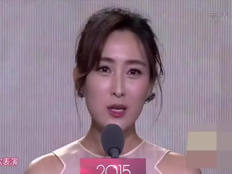 国剧盛典:杜淳马苏荣获大奖!两位都是很有魅力的演员