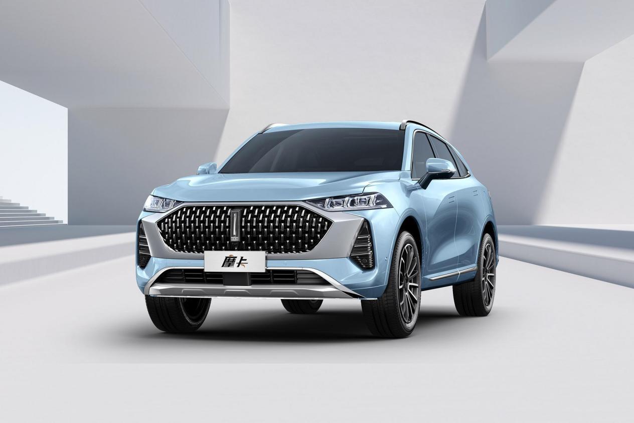 WEY首款轿车于6月正式亮相 你期待的轿车长什么样子?