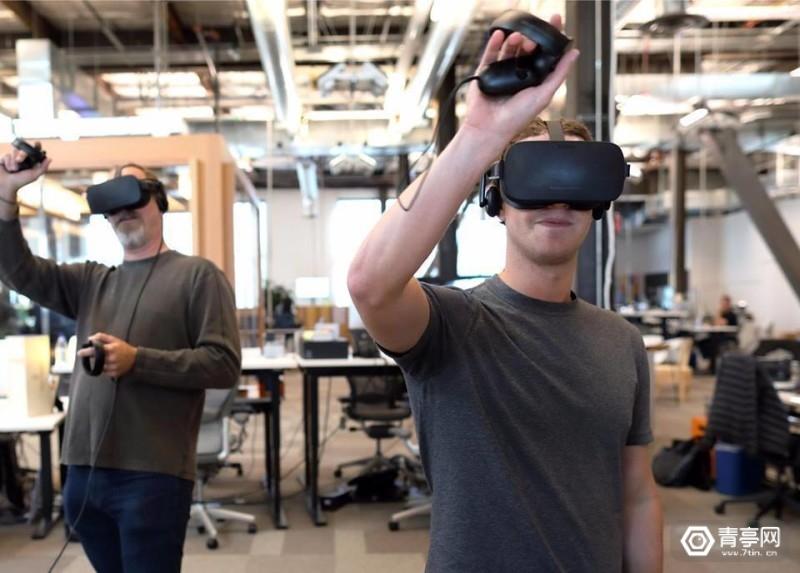 扎克伯格:开发大众接受的AR眼镜是十年来最大技术挑战