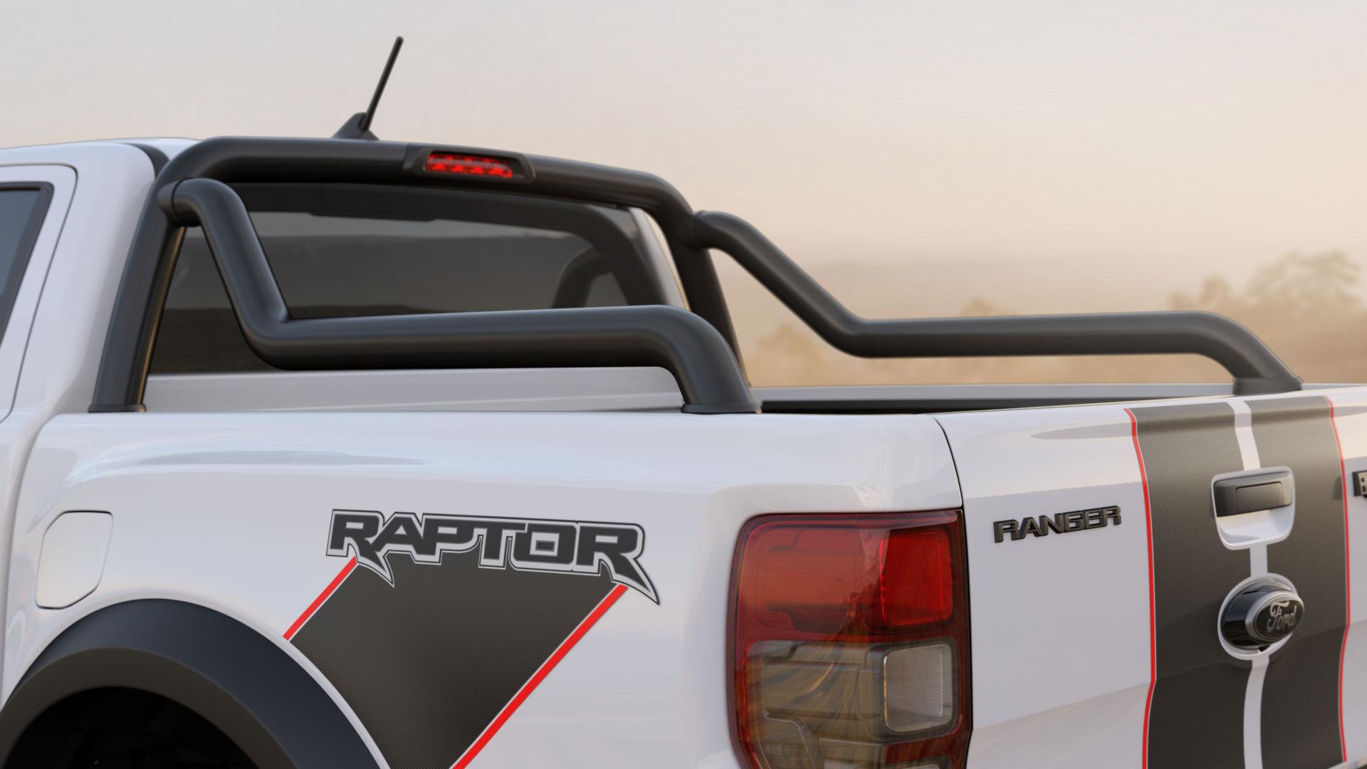 路虎见了都得让道,福特Ranger登陆澳洲并进行小改款