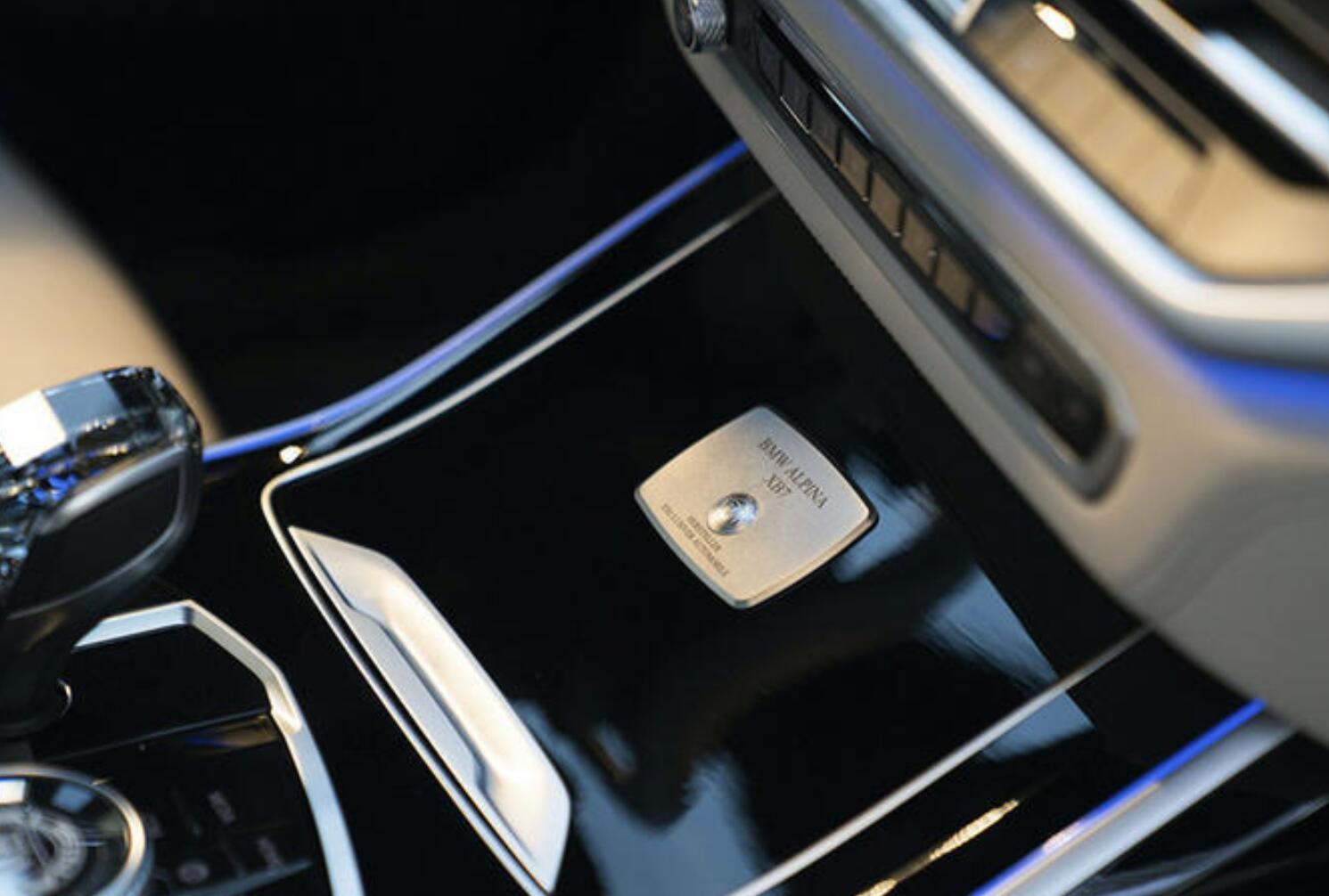 Alpina全新XB7售价曝光 约人民币91.3万起