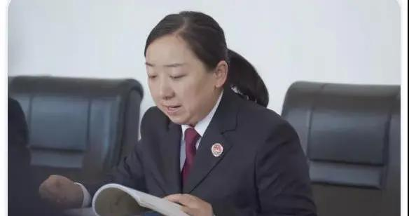 「出彩洛检人」王珂丽:立志做人民最忠诚的检察官