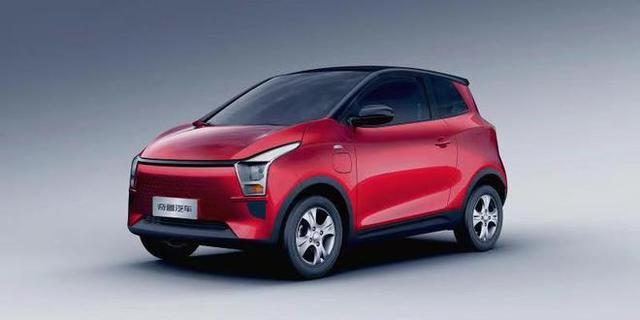 又来一个微型车来抢宏光MINIEV市场 奇鲁汽车公布新车官图