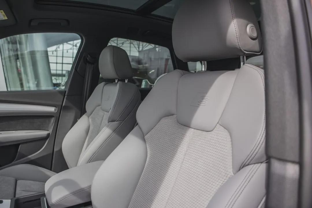 霸气程度不输宝马X3,改款奥迪Q5上市,搭载微混系统油耗有惊喜