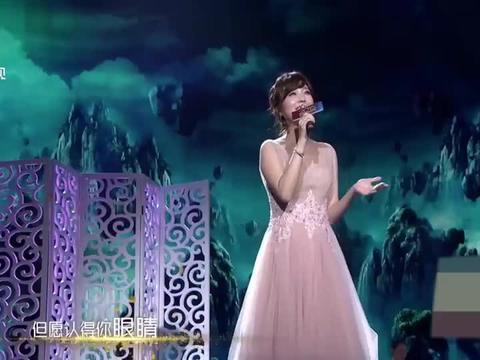 国剧盛典:太有回忆了!金莎献唱《星月神话》主题曲,让人动容