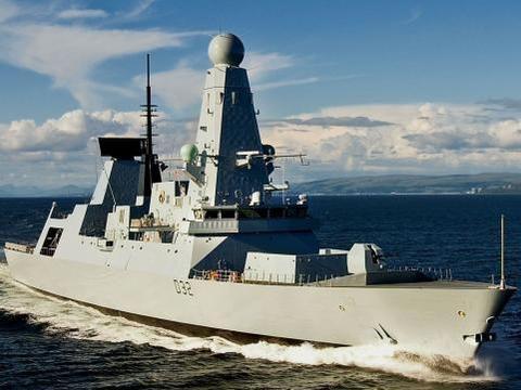 英国航母舰队即将前来,10艘战舰以为很霸气,却被耻笑太落后