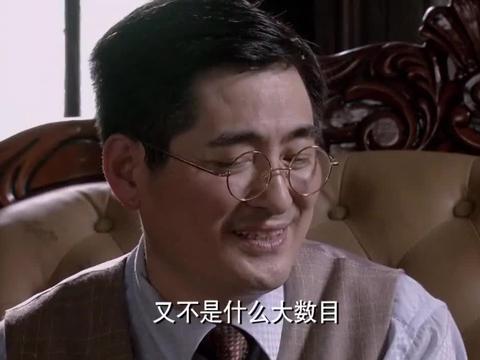 榔头还是嫩了点,在上海滩管用的,还是孟先生!