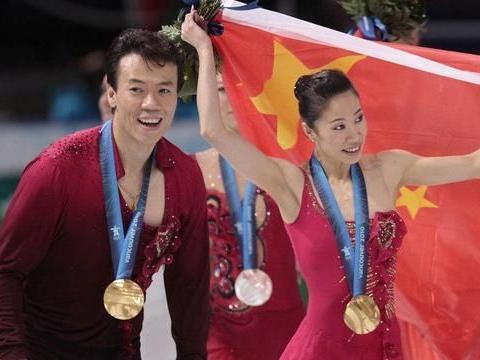 温哥华冬奥会中国派出三对组合,收获1金1银创造历史最佳成绩