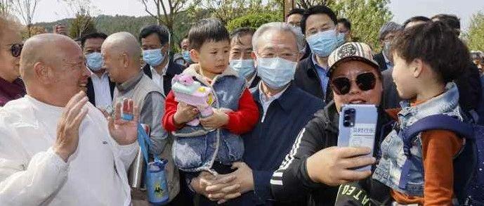"""要闻丨刘家义在济南调研""""五一""""期间安保维稳和市场供应情况"""