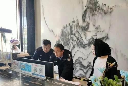"""「我为群众办实事」东乡县公安局开展""""五一""""节前安全大检查"""