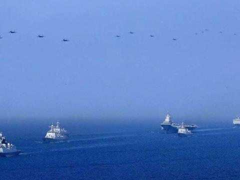辽宁舰穿越宫古海峡,日本自卫队为何比美国还紧张?