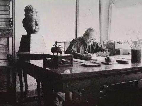 文人书房与王世襄旧藏的第一紫檀大画案