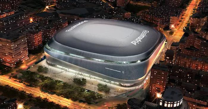 新伯纳乌球场未来有望承办NFL比赛 将为皇马创收
