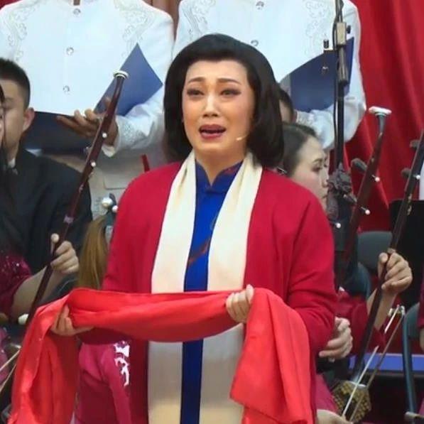 文艺贵州丨贵州花灯戏《红梅赞》唱响贵州省委党校