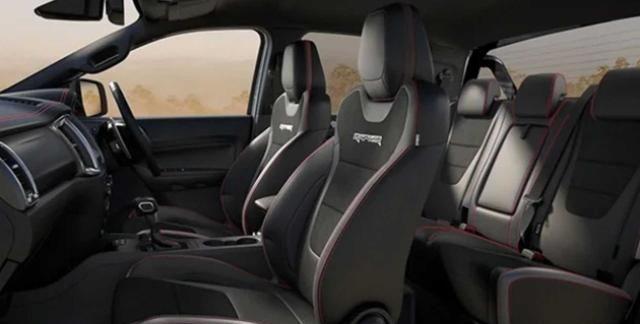 小号猛禽,福特新款皮卡官图,外观很霸气,搭载2.0T柴油动力
