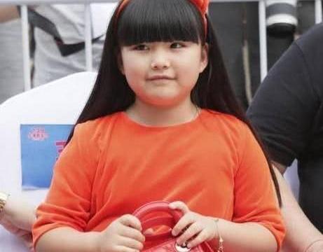 王诗龄1米7的个头腰粗腿肥,参加节目要天价伙食费,她才仅仅11岁