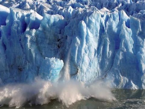 全球冰川正在加速融化,将淹没哪些城市?远古病毒会随之复苏吗?