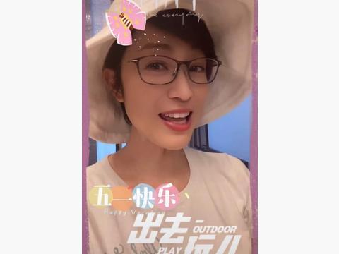 54岁演员陈法蓉更新视频,打扮得很低调减龄