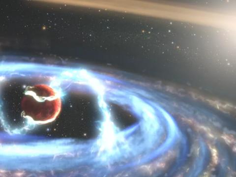 哈勃望远镜发现最年轻的系外行星,行星诞生之谜会被揭开吗?