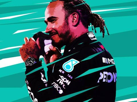 莱科宁早退!F1葡萄牙站:汉密尔顿夺赛季第2冠