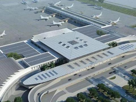 """贵州一县""""攀上高枝"""",即将迎来21亿的新机场,当地人出门方便了"""
