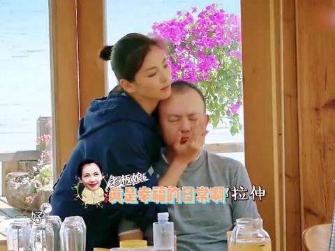 刘涛再谈与王珂相识20天就闪婚,直言:只要有感觉其他都不重要!