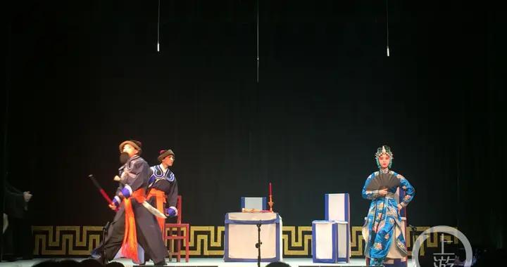 《北海祭祖》《武松打店》《逼嫁》《请医》……重庆川剧陪市民过五一