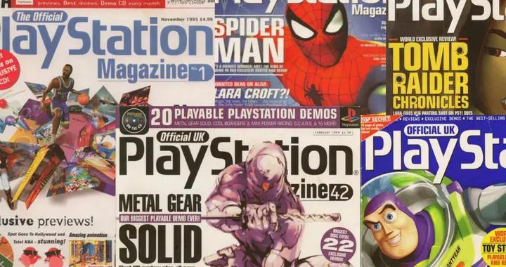 PlayStation官方杂志宣布停刊并更名为《Play》