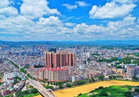 罗定:清代时期是广东的直隶州,为何没有成为地级市?