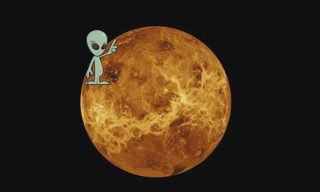 太阳系最有机会找到生命的星球?多个研究反驳,金星没有生命!
