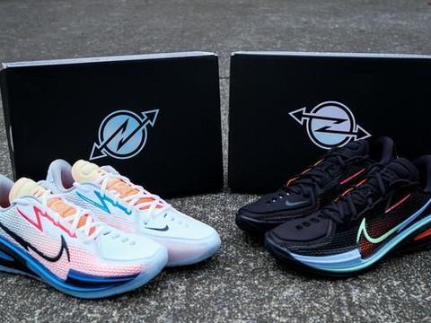 Nike Air Zoom GT Cut 新色登场,或将成为2021 最佳实战篮球鞋?