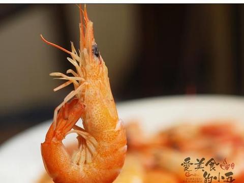 花椒煮沙虾,不加一滴水,吃的就是原汁原味的鲜美
