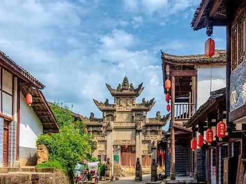 """云南一古城走红,有""""云南第一""""的文庙,被誉为""""古建筑博物馆"""""""