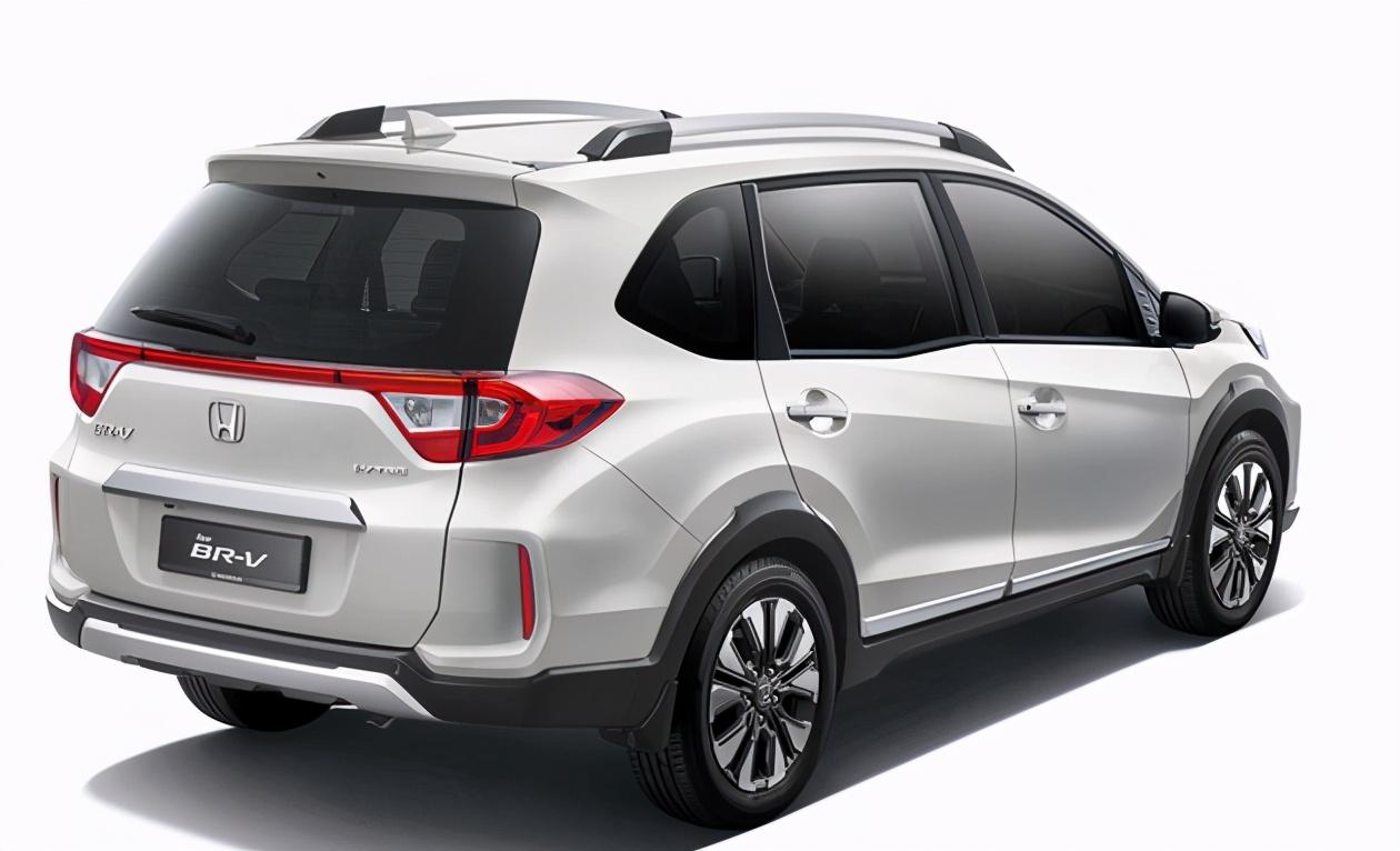 本田发布新车型预告图,造型时尚7座布局,或将命名为BR-V