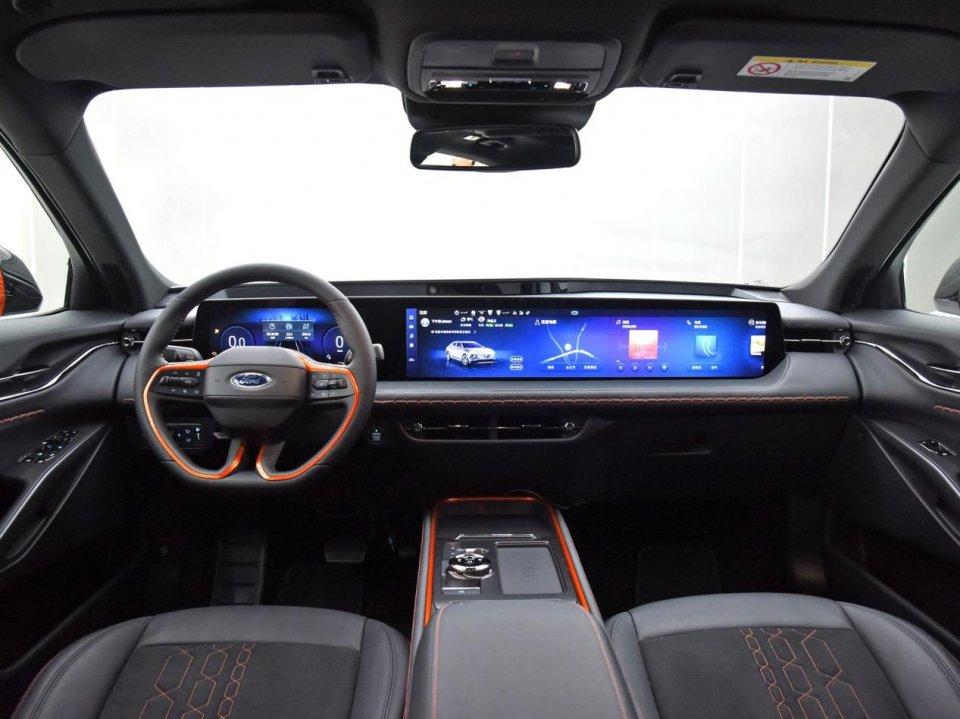 福特EVOS颜值惊艳,配27英寸大屏,专供中国
